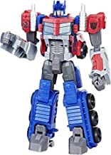 Transformers Toys Heroic Optimus Prime Action Figure - Timeless Large-Scale Figure, Changes into Toy Truck - Toys for Kids...