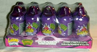 Lucas Muecas Chamoy Lollipop W/ Chile (Pack of 10)