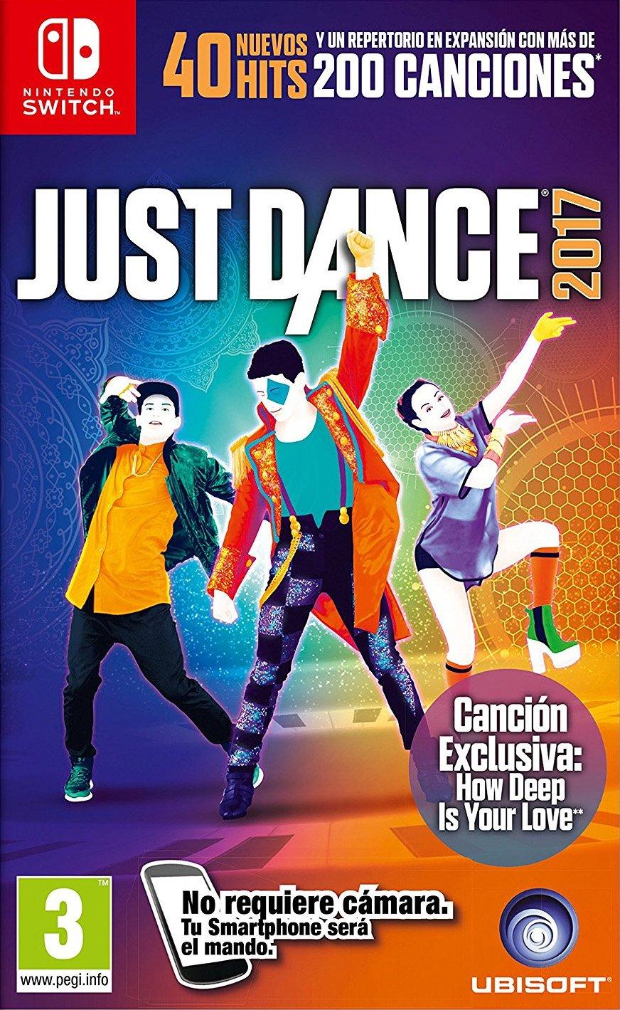 Just Dance 2017: Amazon.es: Videojuegos