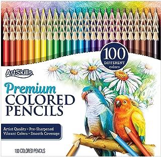 ArtSkills Colored Pencils Sets, 100 Count