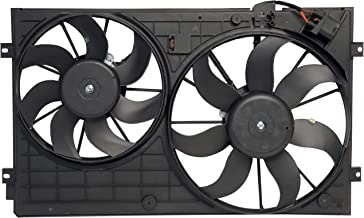 Sunbelt Radiator And Condenser Fan For Volkswagen Jetta Beetle VW3120100 Drop in Fitment