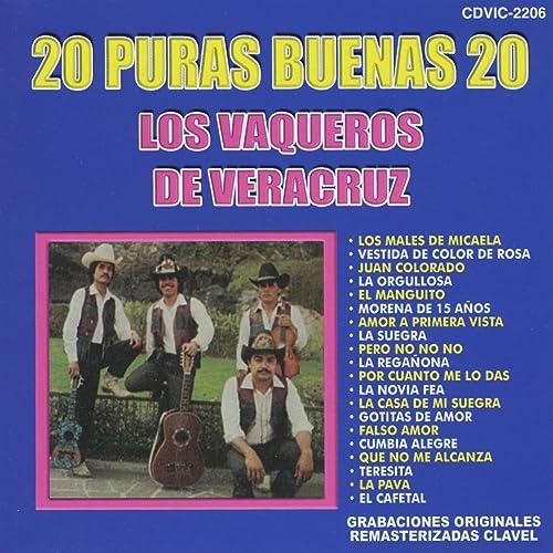 Vestida De Color De Rosa Remastered By Los Vaqueros De