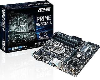 ASUS PRIME B250M-A/CSM LGA 1151(プレサH4)インテル®B250マイクロATX