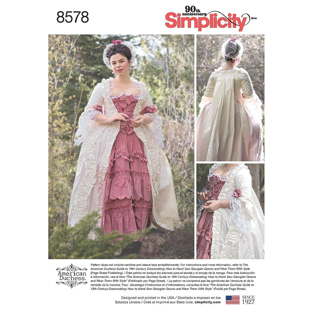 Simplicity Creative Patterns 18th Century Costumes, 14