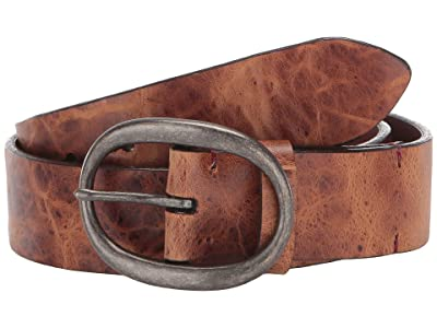 Torino Leather Co. 38 mm Shrunken Glove Leather (Saddle) Men