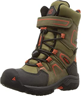 Keen Kids' Levo Winter Wp Mid Calf Boot