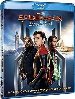 Spider-Man: Lejos de casa (BD) [Blu-ray]