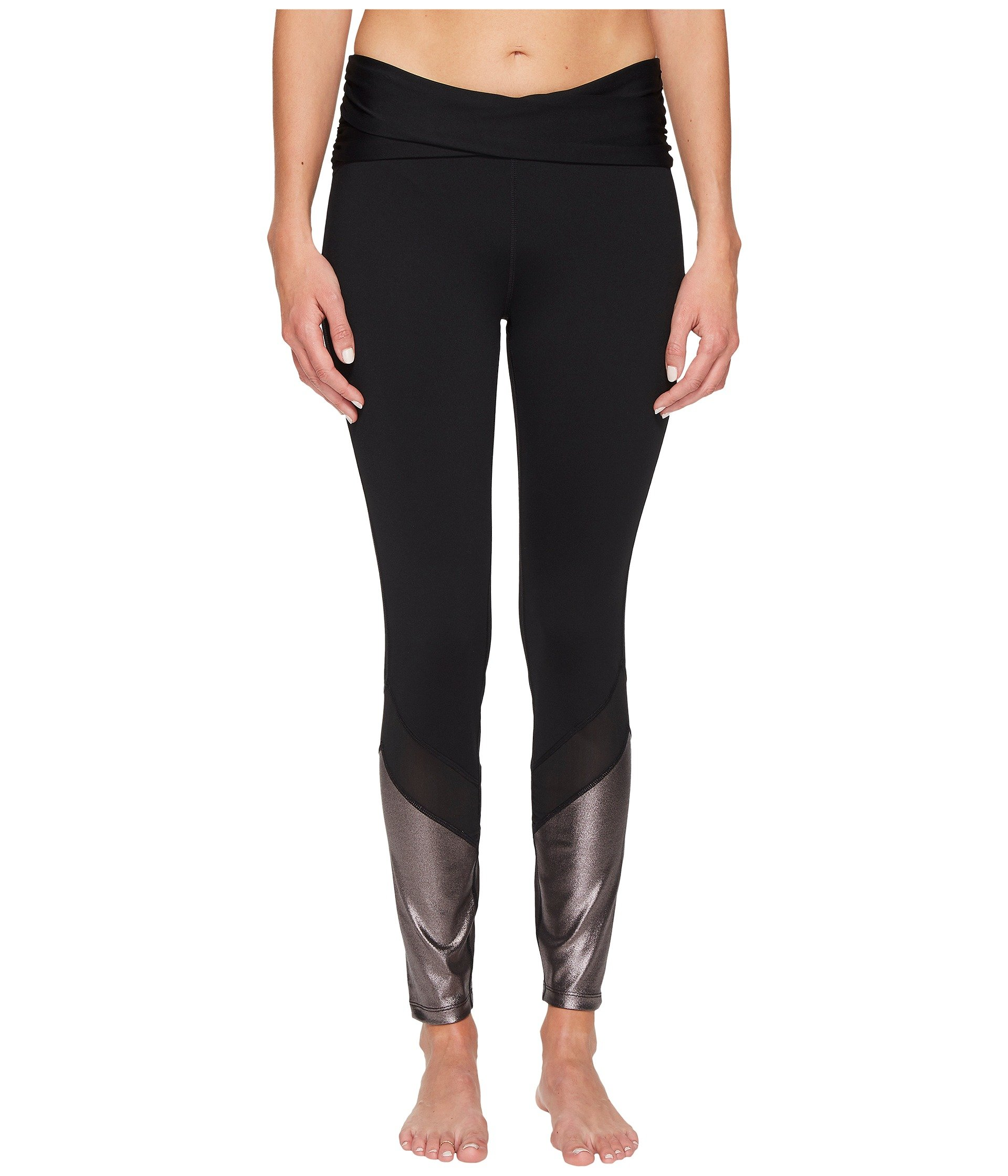 Ruched Active Leggings