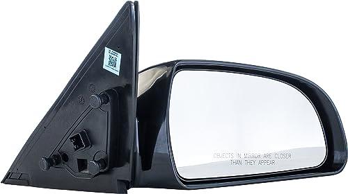 Mano Izquierda Lado Pasajero Para Volvo s60 2003-2006 Ala Espejo De Cristal Gran Angular