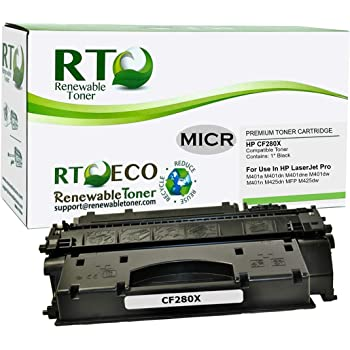 Amazon Com Micr Toner International Compatible Magnetic Ink Cartridge Replacement For Hp 410x Cf410x Laserjet Pro M452 Mfp M477 Office Products