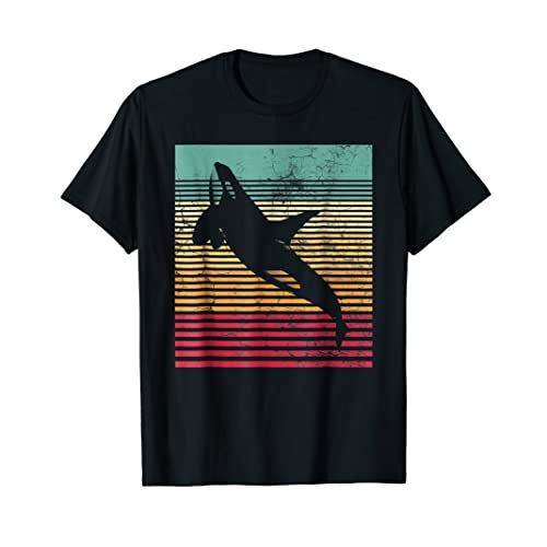 715691fb278593 Killer Whale Shirt Orca Retro Vintage NOVELTY BIRTHDAY Gift