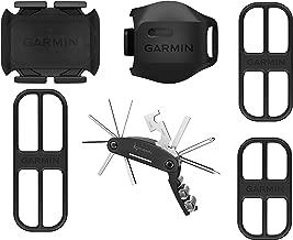 Wearable4u Garmin Bike Speed Sensor 2 and Cadence Sensor 2 Include Multi Tool Bundle