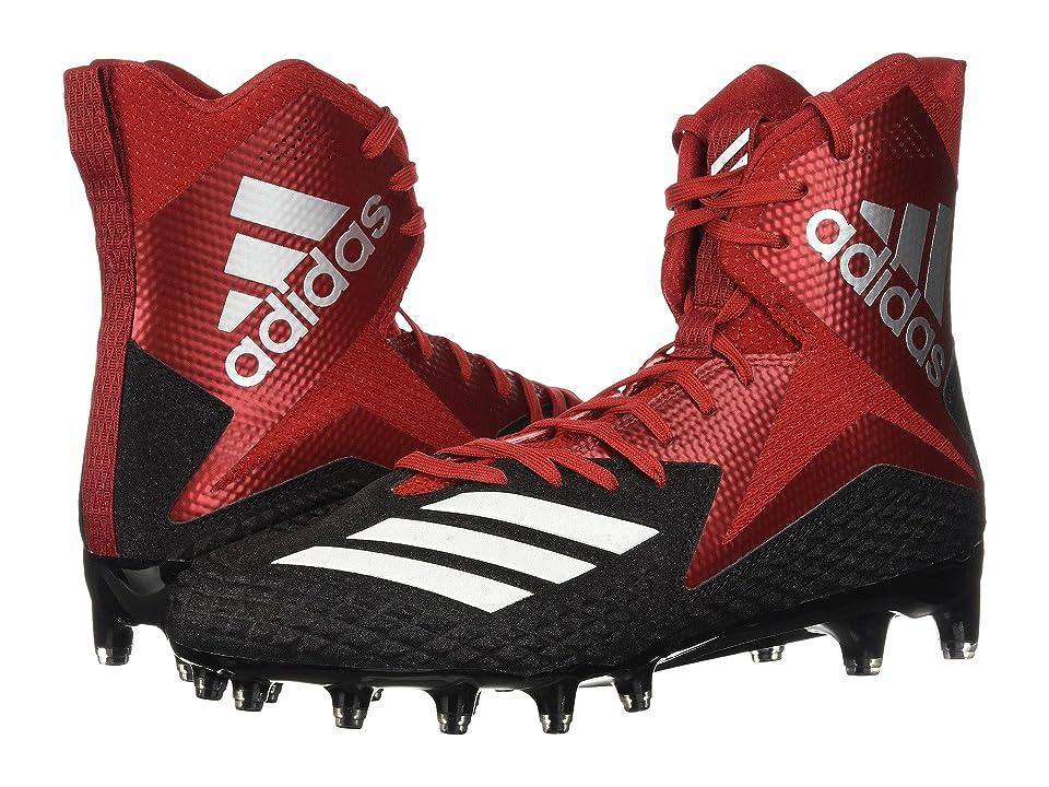 adidas Freak x Carbon High (Core Black/Footwear White/Power Red) Men