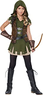 Miss Robin Hood Costume for Kids