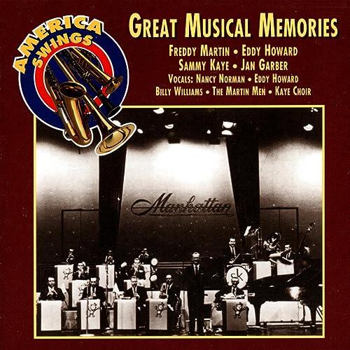 Amazon.com: Great Musical Memories: Various artists: MP3 ...