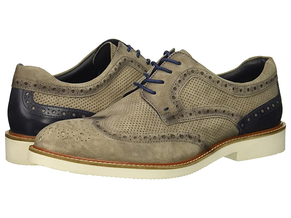 Kenneth Cole New York Shaw Lace-Up (Grey) Men