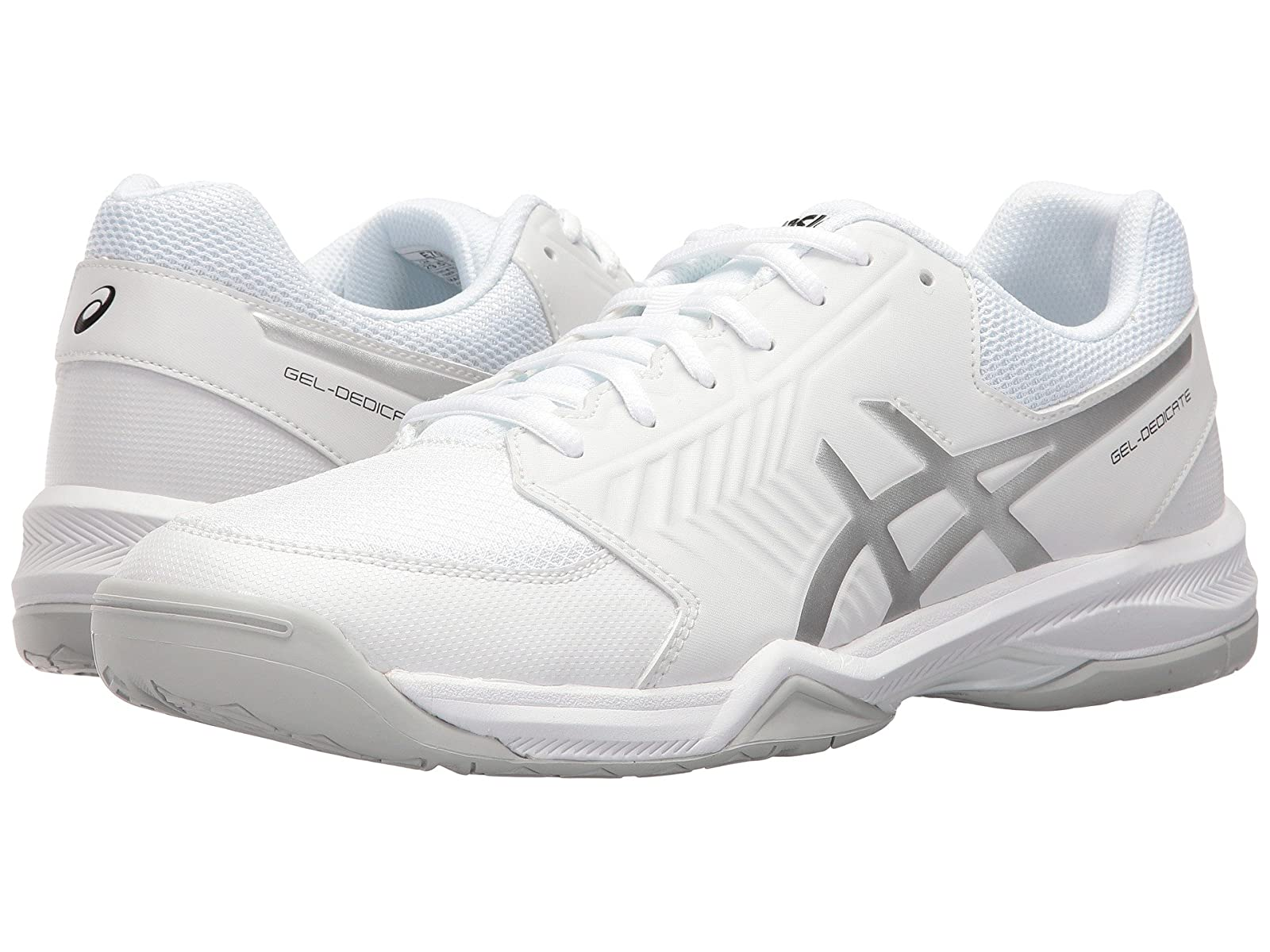 ASICS Gel-Dedicate 5Atmospheric grades have affordable shoes