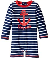Hatley Kids - Vintage Nautical Rashguard (Infant)