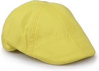 265747eae8c Sox Market Mens Cotton duckbill colorful Cap Golf Driving IVY Cabbie Hat
