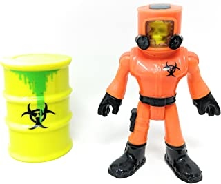 Imaginext Series 11 Biohazard Skeleton 2.5