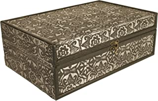 Best decorative metal boxes with lids Reviews