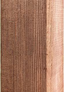 HaGa - 1 poste de 7 x 7x 180cm, poste de madera de pino impregnada