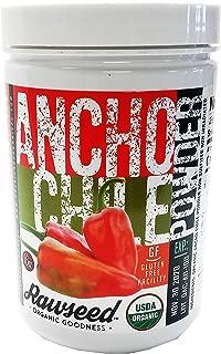 Rawseed Ancho Chile Powder (16 oz Organic)