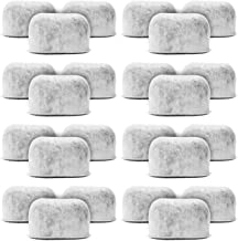 Pack of 24 Replacement Charcoal Water Filters for Keurig Coffee Machines By Housewares Solutions