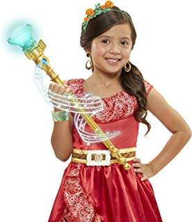 Elena of Avalor Disney Magical Scepter of Light with Sounds by