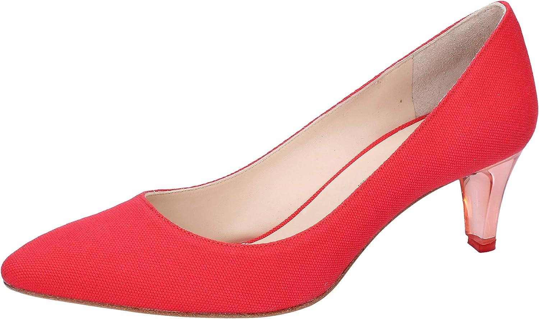 DANIELE ANCARANI Pumps-shoes Womens Red