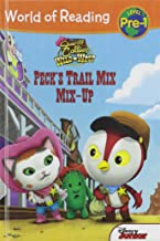 Sheriff Callie's Wild West: Peck's Trail Mix Mix-Up (Turtleback School & Library Binding Edition)