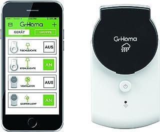 Gao EMW302WFO - G-homa al aire libre de la aplicación de control de salida wifi inteligente para ios y android, gris