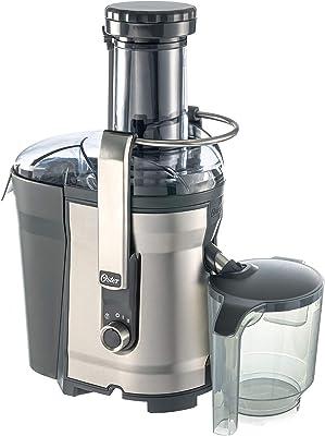 Oster Extractor de jugo profesional autolimpiable, exprimidor de acero inoxidable, tecnología auto-limpieza, capacidad XL