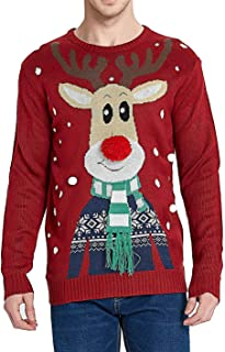 Best ugly christmas sweater big mens Reviews