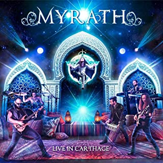 Live in Carthage -CD+DVD-