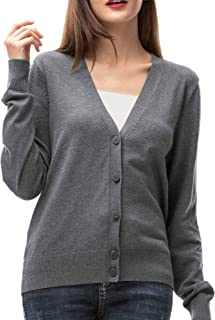 Best button down long cardigan Reviews
