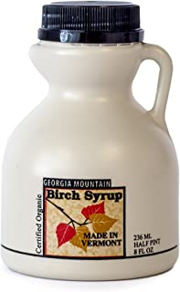 Vermont Organic Birch Syrup