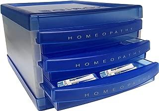 homeopathy medicine storage box