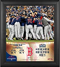 Best red sox 2018 world series memorabilia Reviews