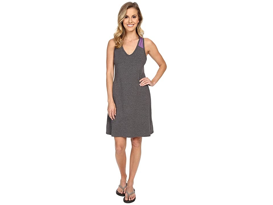 Stonewear Designs Getaway Dress (Stone Heather) Women