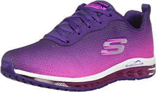 Skechers Women's Skech-Air Element, Running, Purple, Pink, US M