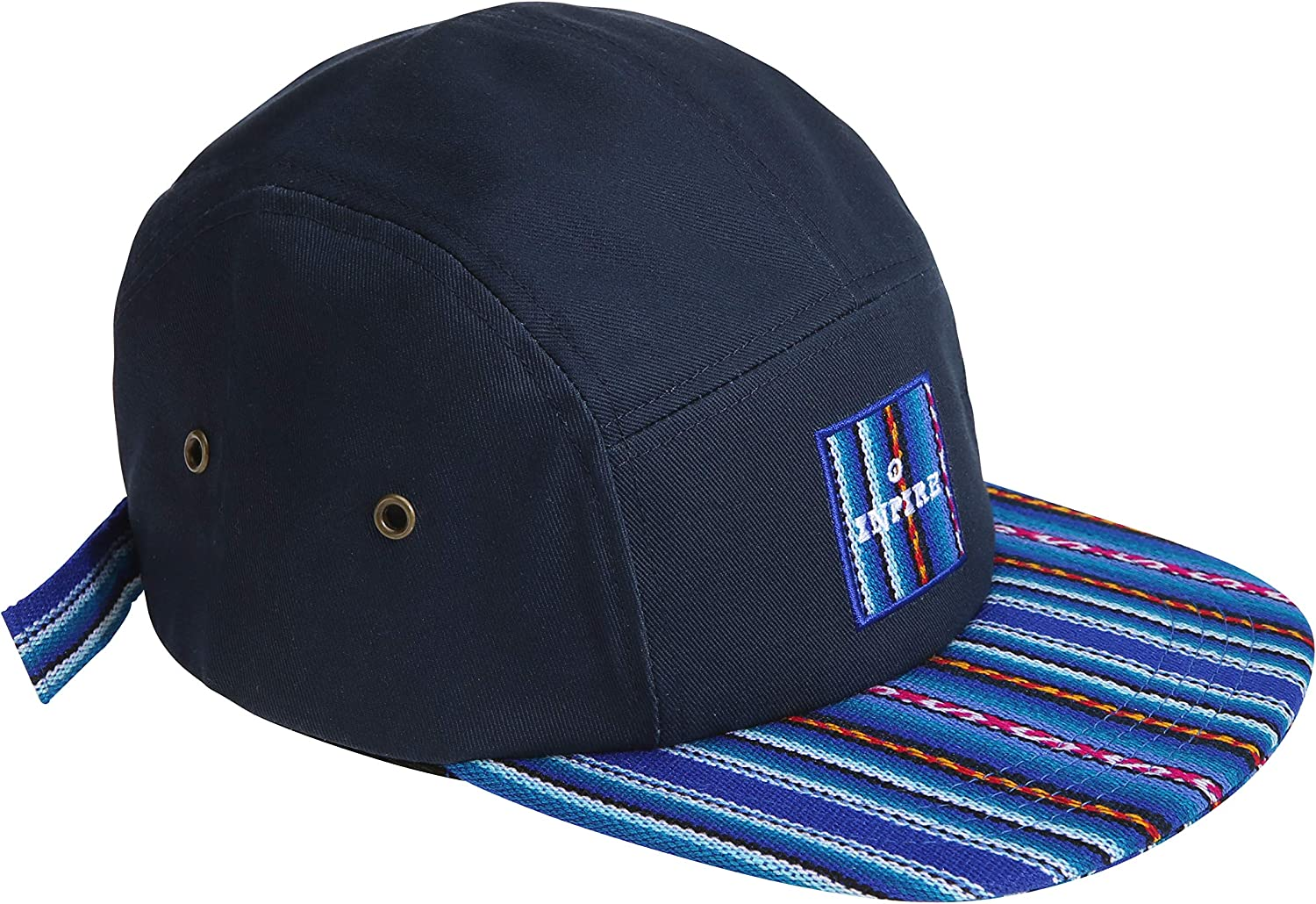 inpireco Boy's Incan Fabric 5 Panel hat in 3 Colors