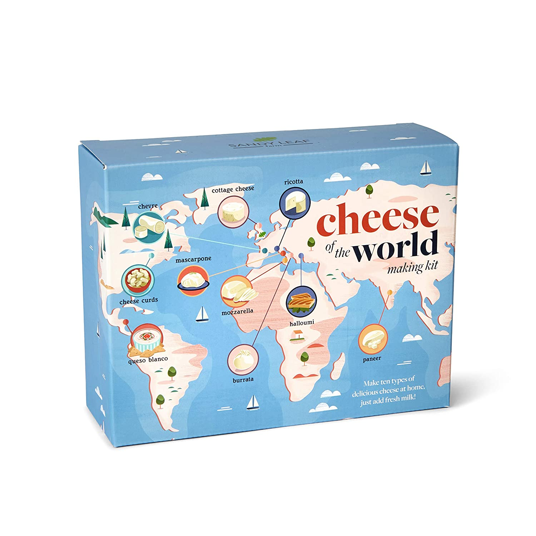 Cheap mail order shopping Sandy Leaf Farm Cheese Making Kit Mozzarella - Ranking TOP8 DIY Halloumi Bu