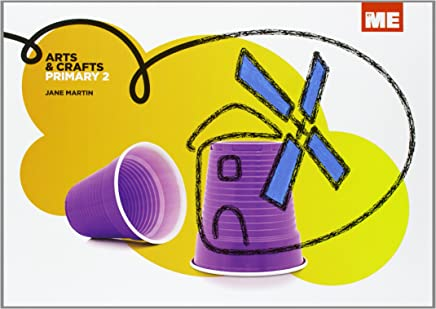Arts & Crafts Primary 2 (ByME) - 9788415867029