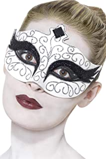Smiffy's Gothic Swan Eyemask