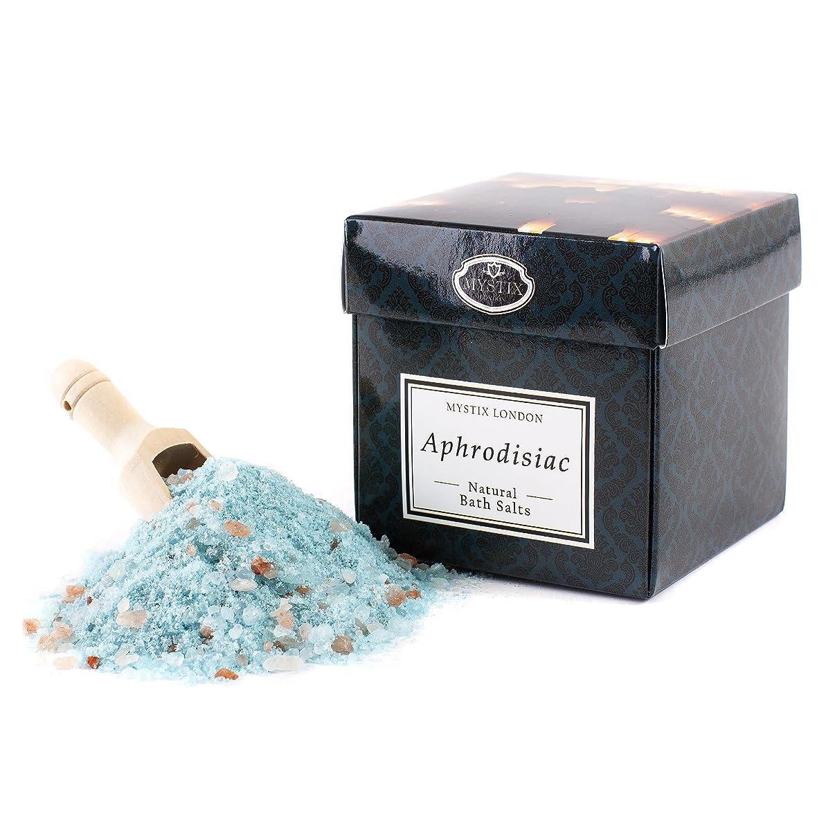 哺乳類ソロ幻想的Mystix London   Aphrodisiac Bath Salt - 350g