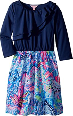 Lilly Pulitzer Kids Hazel Dress (Toddler/Little Kids/Big Kids)