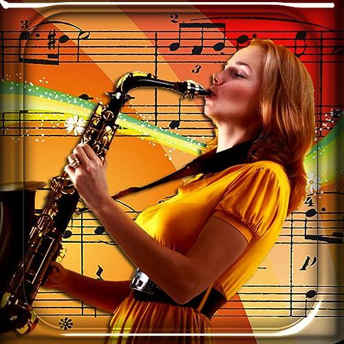 Jazz-Fotorahmen