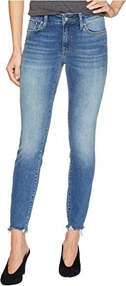Adriana Mid-Rise Skinny Ankle in Shaded 80s Vintage