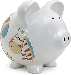 Child to Cherish Piggy Bank Large, Jungle Jack